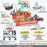 Agro Expo di UGM Media Agro Bisnis