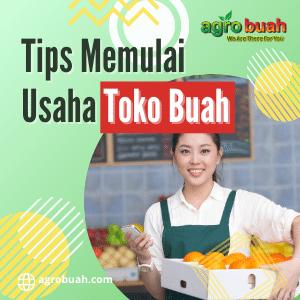 Tips Memulai Toko Buah